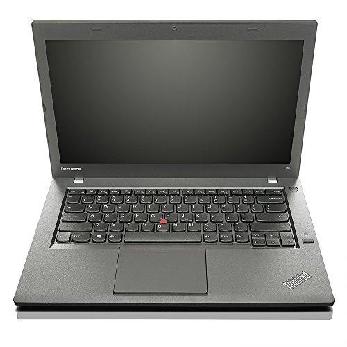 Lenovo ThinkPad T440 Notebook 14 Zoll Intel main i5 19GHz 8GB RAM 128GB SSD WLAN UMTS Webcam Win10Pro zertifiziert und Generalberholt Notebooks
