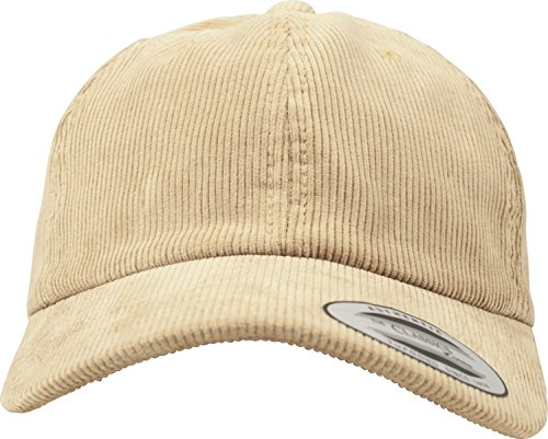 Flexfit Low Profile Corduroy Dad Cap Unisex Kappe für Damen und ...