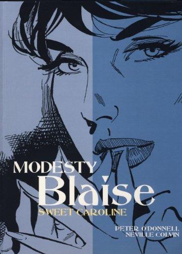 Modesty Blaise - Sweet Caroline (Modesty Blaise (Graphic Novels))