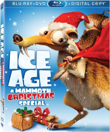 Ice Age: A Mammoth Christmas Special (Blu-ray/DVD Combo + Digital Copy) by Ray Romano - Combo Digital Video