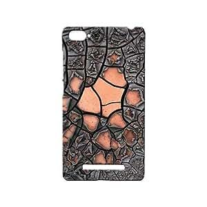 BLUEDIO Designer 3D Printed Back case cover for Xiaomi Mi4i / Xiaomi Mi 4i - G6592