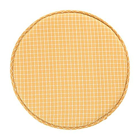Fabric Chair Seat Student Thickened Round Pad Bar Stool Mat (color4)