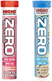 High5 Zero Electrolyte Sports Drink Tube of 20 tabs - Buy 1 Get One Free, Plus 2 x High5 Energy Gels