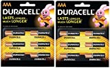 Duracell Alkaline Battery AAA pack of 2 - Best Reviews Guide