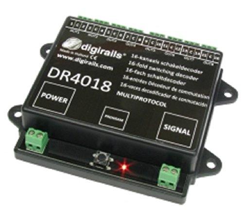 Digikeijs DR4018 Schaltdecoder Digiswitch 16fach