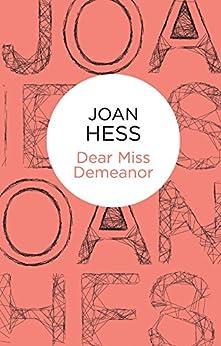 Dear Miss Demeanor (Claire Malloy Mysteries Book 3) (English Edition)