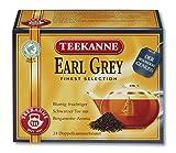 Teekanne Finest Selection Earl Grey Rainforest Alliance, 5er Pack (5 x 54 g)