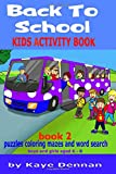 Best Back To School Books - Back To School Back 2: Kids Activity Book Review