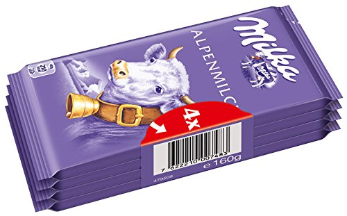 milka-milk-chocolate-mini-4-pack-160gr