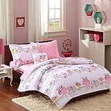 Best queen comforter set - Mi Zone Kids Wise Wendy Complete Bed Review