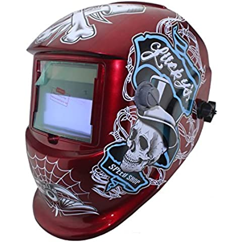 Nuevo Solar de soldar y careta de soldar soldador ARC TIG MIG máscara gorra cascos