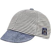 Kids Baby cappello classico da baseball a strisce per bambini 06e9edac408b