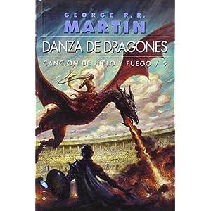 Danza de dragones (Omnium): Canción de hielo y fuego/5: 7 (Gigamesh Omnium) 6