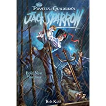Pirates of the Caribbean: Jack Sparrow #12: Bold New Horizons