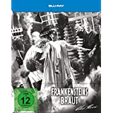 Frankensteins Braut- Steelbook designed by Alex Ross [Blu-ray]