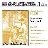 Orchesterwerke Vol. 3 (Cembalokonzerte Vol. 1)