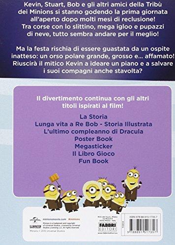 Libro A Tutta Neve Minions Ediz Illustrata Di