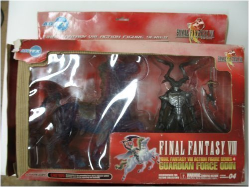 Final Fantasy VIII Action Figure Series 4 Gaurdian Force Odi.