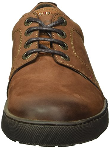 Camel Active Spice 11, Derby Homme Marron (Rust/Nut 01)