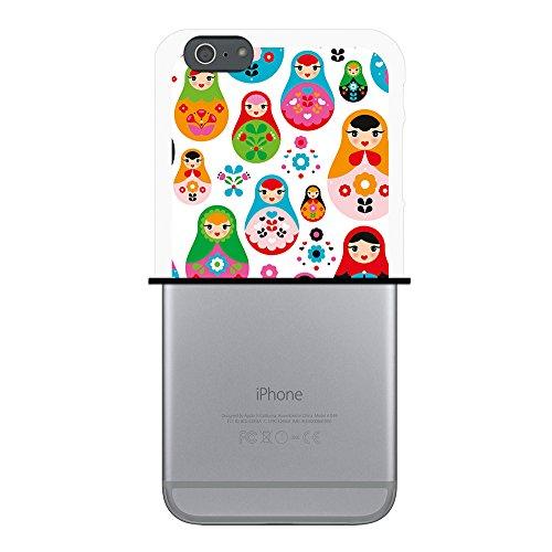 iPhone 6 Plus | 6S Plus Hülle, WoowCase Handyhülle Silikon für [ iPhone 6 Plus | 6S Plus ] Schafe und Regenbogen in den Wolken Handytasche Handy Cover Case Schutzhülle Flexible TPU - Transparent Housse Gel iPhone 6 Plus | 6S Plus Transparent D0104
