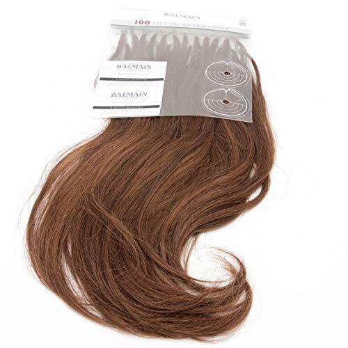 Balmain 133.33 Lot de 100 mèches en cheveux humains 40 cm