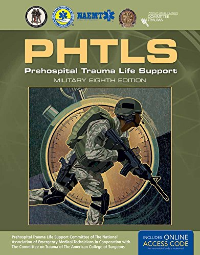Prehospital Trauma Life Support (Military Edition) por National Association of Emergency Medical Technicians (NAEMT)