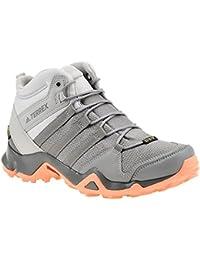 san francisco c43ac 4f8a4 adidas Sport Performance Womens Terrex Ax2r Mid GTX W Sneakers, Grey, 6.5 M