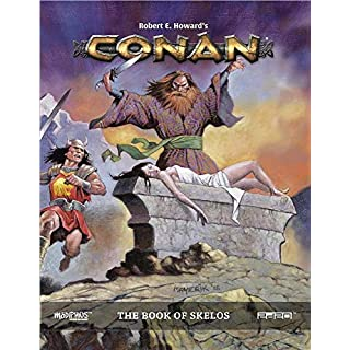 Conan - Book of Skelos