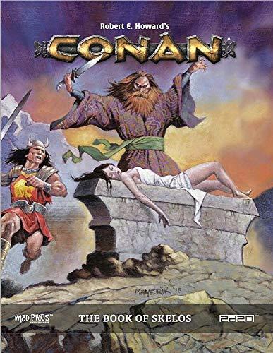 Conan - Book of Skelos