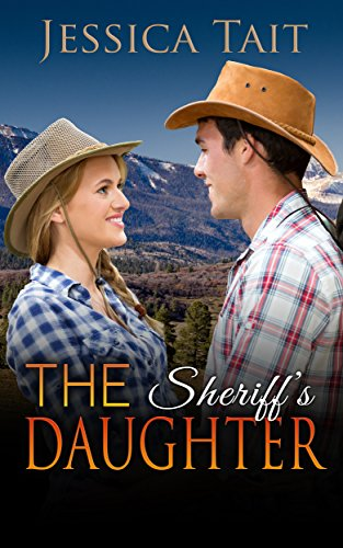 The Sheriff's Daughter (Cowboy BBW Western Book 1) (English Edition)
