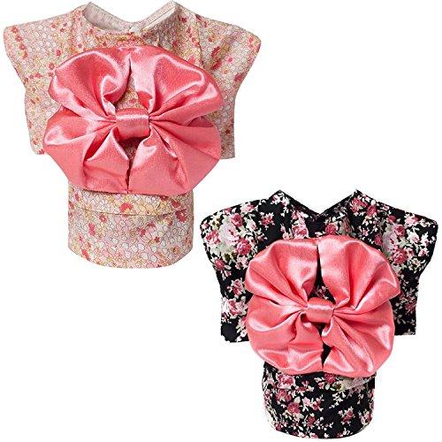 Beetest-Carina-Giapponese-Kimono-Stile-Abbigliamento-Animali-Costumi-per-Cane-Cucciolo-Gatto-Gonna-Abito-Abbigliamento