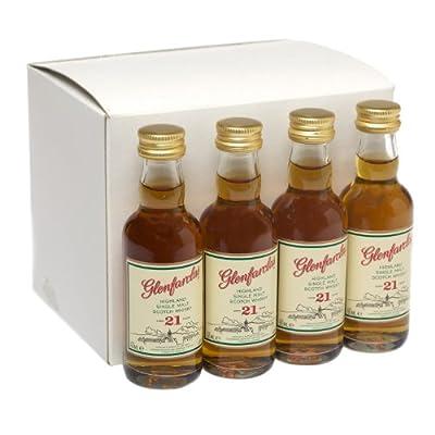 Glenfarclas 21 year old Single Malt Scotch Whisky 5cl Miniature - 12 Pack from Glenfarclas