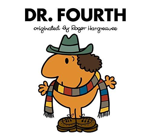 Doctor Who: Dr. Fourth (Roger Hargreaves) (Dr Men)