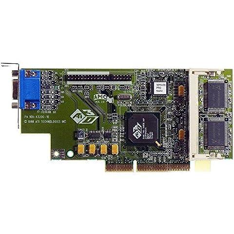 Scheda grafica AGP ATI 3D Rage Pro