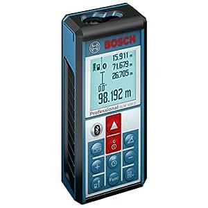 Bosch Professional -GLM 100C- Télémètre laser avec Bluetooth