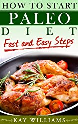 How To Start Paleo Diet - Fast and Easy Steps: (Paleo Diet Books) (English Edition)