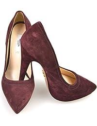 01177849b5 Amazon.it: Prada - 37 / Scarpe col tacco / Scarpe da donna: Scarpe e ...