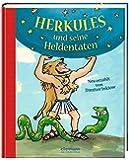 Herkules und seine Heldentaten: Neu erzählt von Dimiter Inkiow (TM687)