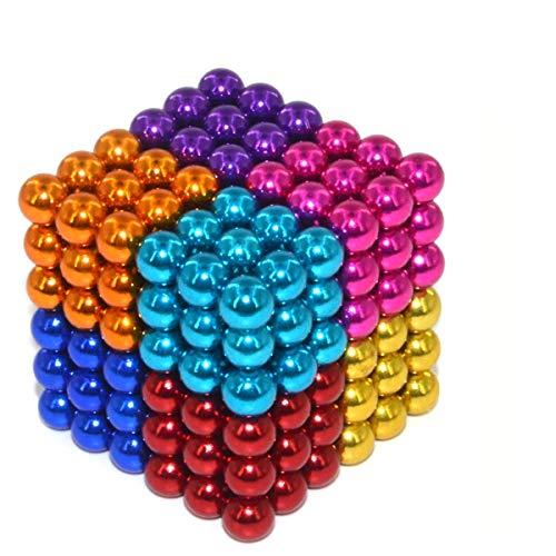 Regenbogenmagnet für Glas-Magnetboards, Magnettafel, Whiteboard, Tafel, Pinnwand, Kühlschrank, und vieles mehr[ 216 Stücke] -
