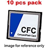 Industrial grade CF card, SLC, 8GB, 10pcs