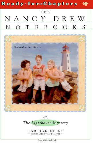 The Lighthouse Mystery (Nancy Drew Notebooks)