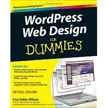WordPress Web Design For Dummies (For Dummies (Computers))