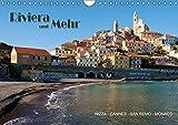 Riviera und Mehr - Nizza, Cannes, San Remo, Monaco (Wandkalender 2019 DIN A4 quer): Bilder entlang der Riviera (Monatskalender, 14 Seiten ) (CALVENDO Orte) - CALVENDO