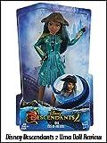 Review: Disney Descendants 2 Uma Doll Review [OV]