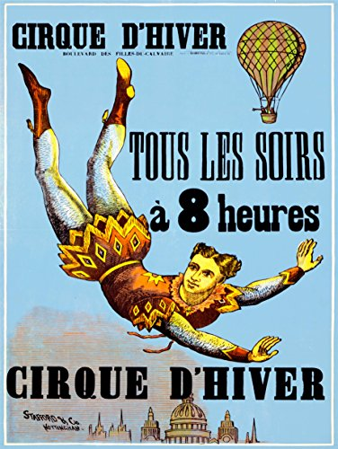 circus-cirque-dhiver-winter-acrobat-balloon-harlequin-france-imprimer-affiche-fine-art-print-poster-