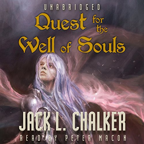 Quest for the Well of Souls  Audiolibri
