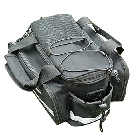 SaySure - Cycling Bicycle Bike Rear Seat Trunk Bag Handbag