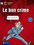 Le bon crime A1: Lernkrimi Comics