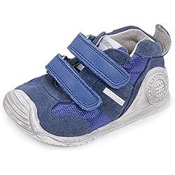 Primeros Pasos Bebé-niño, Azul