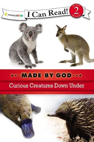 Curious creatures down under : made by God.